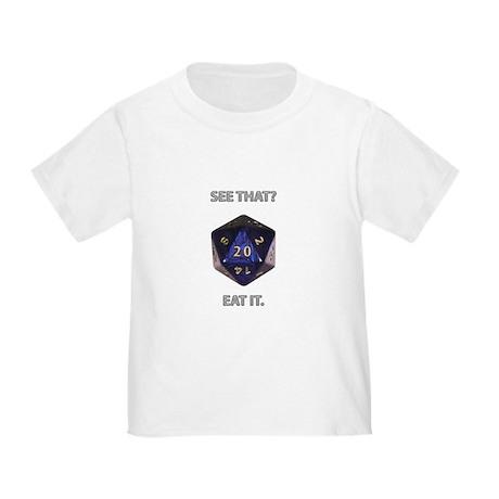 Eat It! Toddler T-Shirt