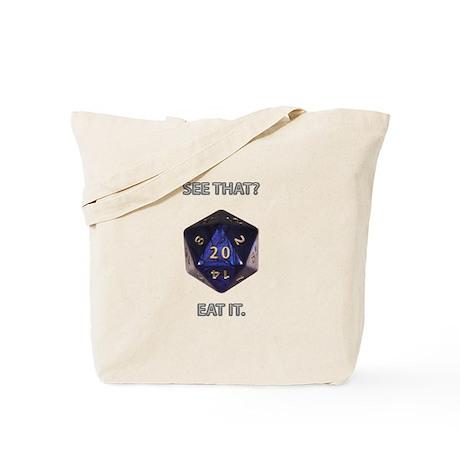 Eat It! Tote Bag