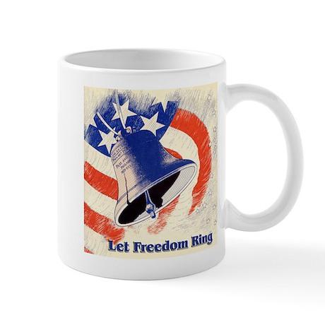 Let Freedom Ring Mug