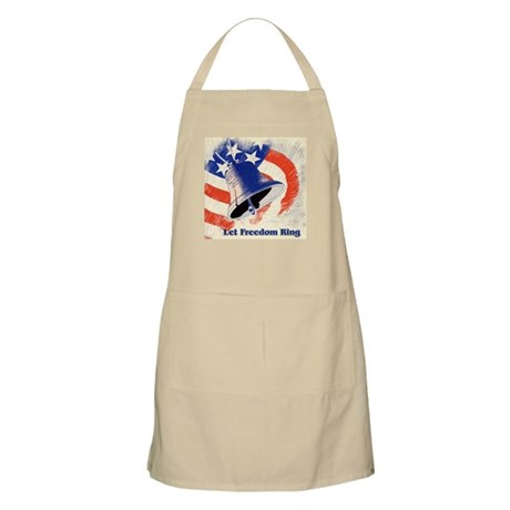 Let Freedom Ring BBQ Apron