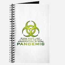 More Pandemic Journal