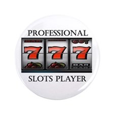"""Slots Professional 3.5"""" Button (100 pack)"""