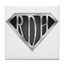 SuperRDH(METAL) Tile Coaster