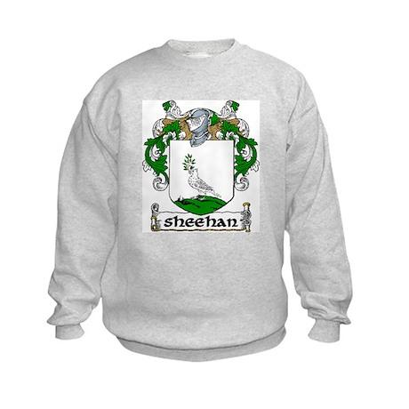 Sheehan Coat of Arms Kids Sweatshirt