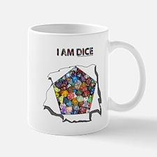 I am dice Mug