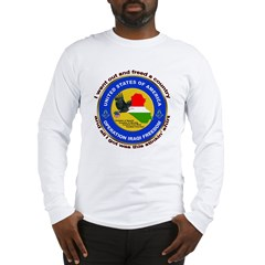 Masonic Iraq stinkin' shirt Long Sleeve T-Shirt