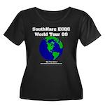 SouthNarc World Tour '08 T-Sh Women's Plus Size Sc