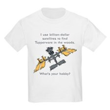 Mudinyeri's Satellite Kids T-Shirt