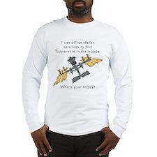 Mudinyeri's Satellite Long Sleeve T-Shirt