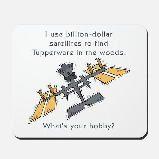 Mudinyeri's Satellite Mousepad