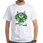 Carse Family Crest White T-Shirt