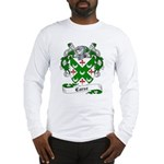 Carse Family Crest Long Sleeve T-Shirt