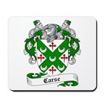 Carse Family Crest Mousepad