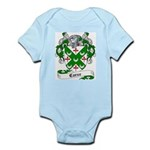 Carse Family Crest Infant Creeper