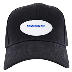 Bringin Nerdy Back Baseball Hat
