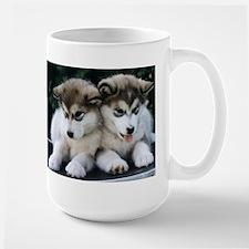 The Huskies Mug