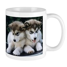 The Huskies Mug