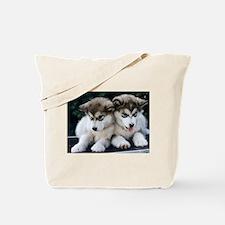 The Huskies Tote Bag