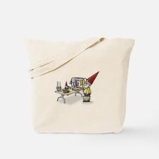 Yard Sale Gnome Tote Bag