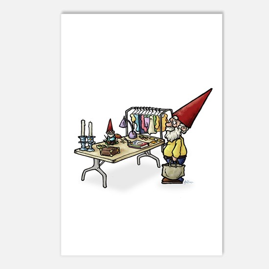 Yard Sale Gnome Postcards (Package of 8)