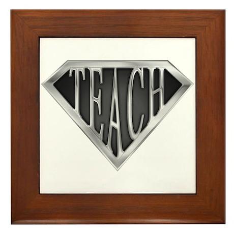 SuperTeach(metal) Framed Tile