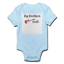 Big brothers rock Infant Bodysuit