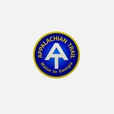 Appalachian Trail Patch Mini Button