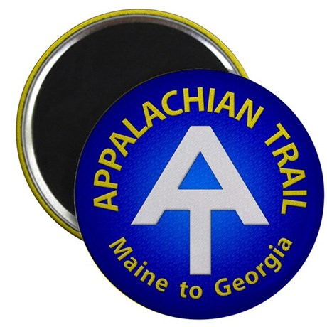 Appalachian Trail Patch Magnet