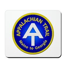 Appalachian Trail Patch Mousepad