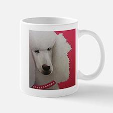 The Poodle Mug