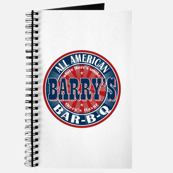 Barry's All American BBQ Journal