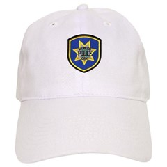 Redwood City Police Baseball Cap