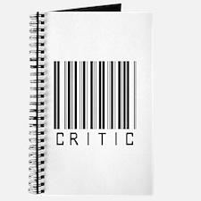 Critic Barcode Journal