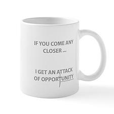 Attack of Opportunity Mug