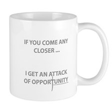 Attack of Opportunity Mug