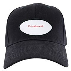 My Aunt's A Nerd Baseball Hat