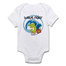 Wave Rider Infant Bodysuit
