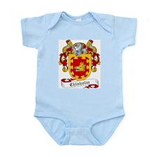 Chisholm Family Crest Infant Creeper