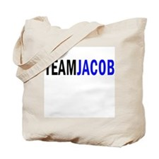Jacob (blue) Tote Bag