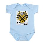 Christie Family Crest Infant Creeper