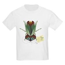 Beetle News Kids T-Shirt
