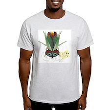 Beetle News Ash Grey T-Shirt