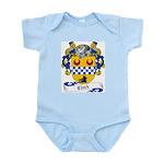 Clark Family Crest Infant Creeper