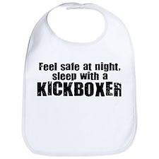 Feel Safe with a Kickboxer Bib