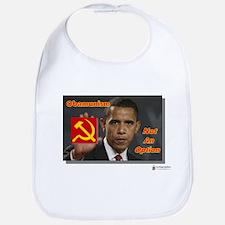 Obamunism not an option Bib