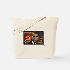Obamunism not an option Tote Bag