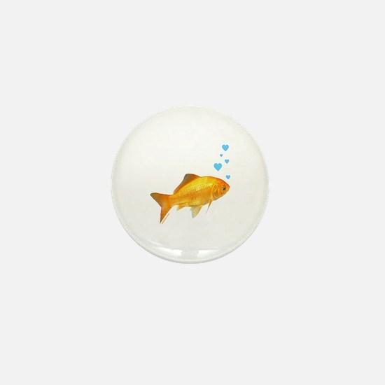 GOLDFISH Mini Button