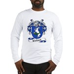 Clelland Family Crest Long Sleeve T-Shirt