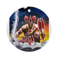 "NEW!!! ""THE ORISHA SERIES"" SH Ornament (Round)"