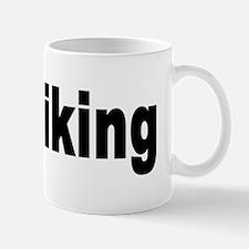 I Love Hiking Mug